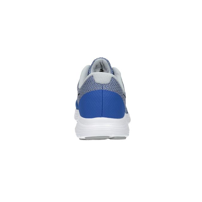 Detské športové tenisky modré nike, modrá, 409-9322 - 17