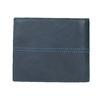 Kožená peňaženka s prešívaním bata, modrá, 944-9176 - 19