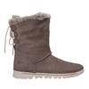 Dámske zimné topánky s kožúškom weinbrenner, hnedá, 596-4334 - 26
