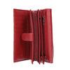 Kožená dámska peňaženka bata, červená, 944-5168 - 15