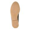 Kožená členková obuv so zateplením bata, šedá, 596-2610 - 26