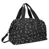Cestovná taška s bodkovaným vzorom bjorn-borg, čierna, 969-6013 - 13