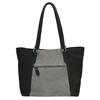 Dámska kožená kabelka bata, čierna, 966-6200 - 26