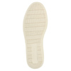 Kožené členkové tenisky so zateplením bata, šedá, 896-2651 - 26