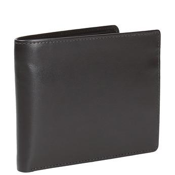 Kožená pánska peňaženka bata, čierna, 944-4170 - 13