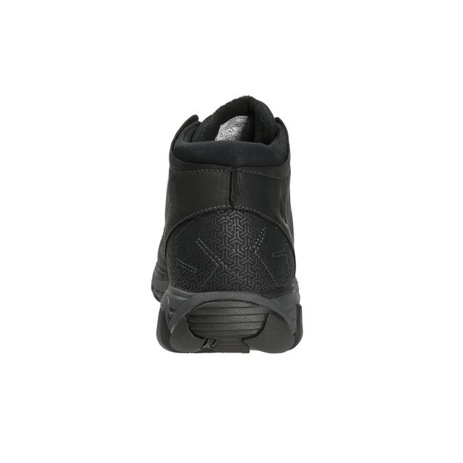 Pánske kožené tenisky merrell, čierna, 806-6836 - 17