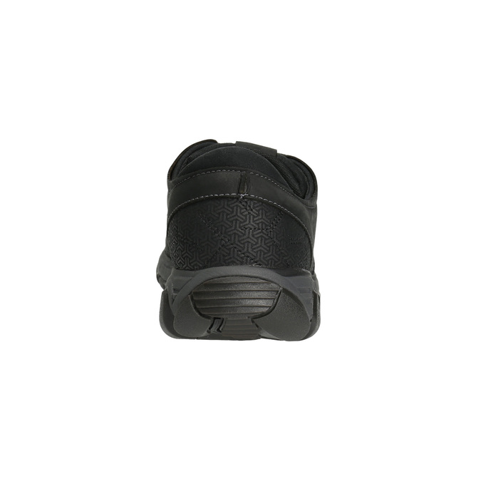 Kožené pánske tenisky merrell, čierna, 806-6846 - 17