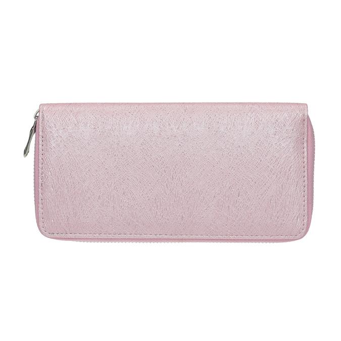 Elegantná dámska peňaženka bata, ružová, 941-5151 - 26