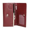 Dámska kožená peňaženka bata, červená, 944-5357 - 15
