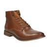 Pánska členková obuv bata, hnedá, 894-3674 - 13