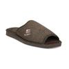 Pánska domáca obuv bata, hnedá, 879-4606 - 13