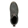Pánska zimná obuv weinbrenner, šedá, 896-2109 - 19