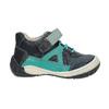 Modrá chlapčenská obuv bubblegummers, modrá, 111-9615 - 15