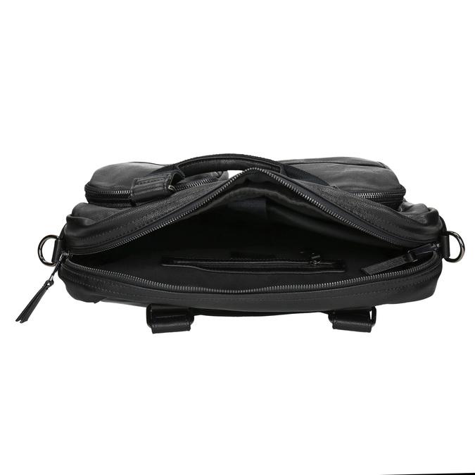 Čierna brašna bata, čierna, 961-6532 - 15