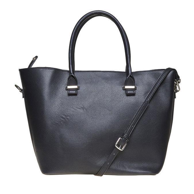 Elegantná dámska kabelka bata, čierna, 961-6278 - 26