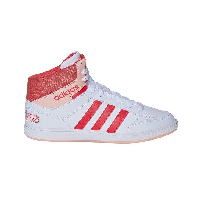 Dievčenské členkové tenisky adidas, biela, 401-5253 - 15