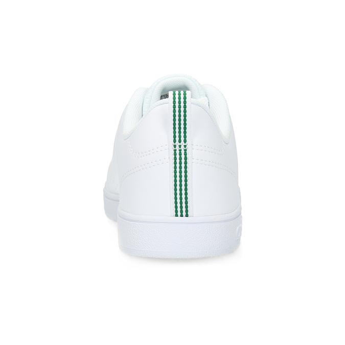 Detské biele tenisky adidas, biela, 401-1233 - 15