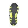 Športové detské tenisky mini-b, zelená, 411-7605 - 26