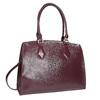 Vínová kabelka s pevnými rúčkami bata, červená, 961-5740 - 13