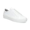 Biele kožené tenisky dámske vagabond, biela, 624-1019 - 13