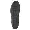 Dámske kožené poltopánky bata, čierna, 526-6635 - 17