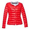 Červená prešívaná bunda bata, červená, 979-5206 - 13