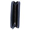 Dámska peňaženka s prešívaním bata, modrá, 941-9146 - 15