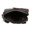 Kožená taška Crossbody bata, hnedá, 964-4237 - 15