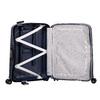 Kvalitný škrupinový kufor samsonite, modrá, 960-9321 - 17