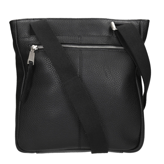 Pánska taška v štýle Crossbody bata, čierna, 964-6230 - 26