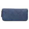 Dámska peňaženka s prešívaním bata, modrá, 941-9146 - 19