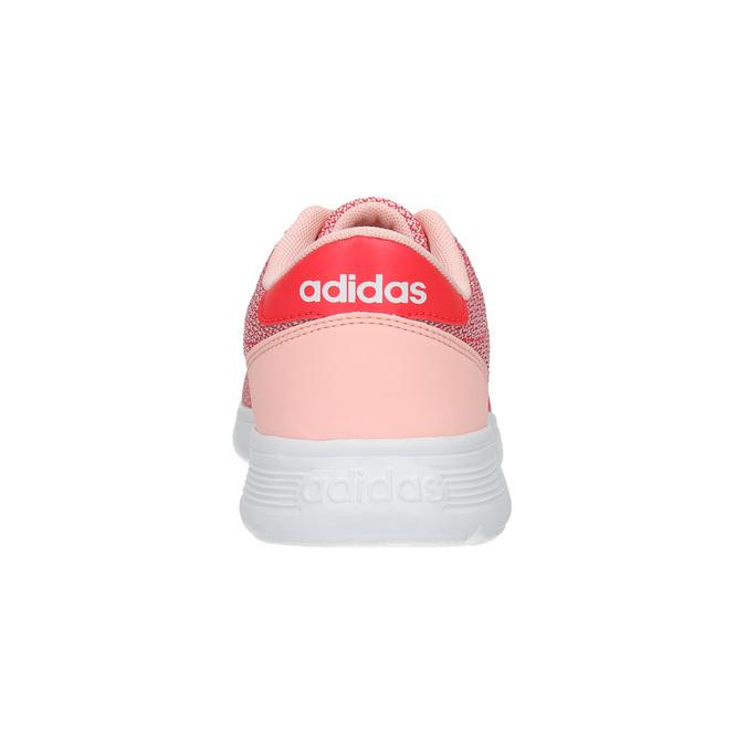 Ružové detské tenisky adidas, ružová, 309-5335 - 17