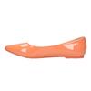 Dámske baleríny bata, oranžová, 521-8602 - 26