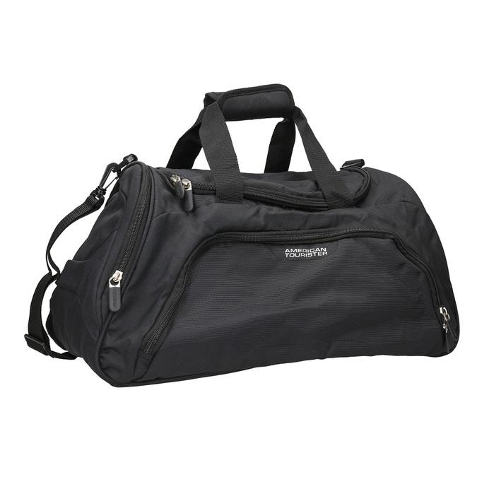 Čierna cestovná taška american-tourister, čierna, 969-6164 - 13