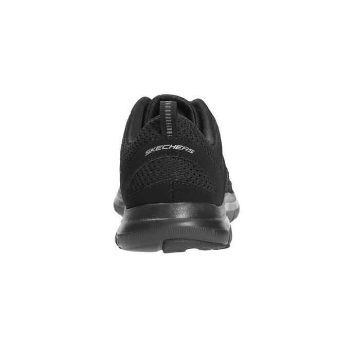 Tenisky s pamäťovou penou skechers, čierna, 509-6963 - 17