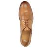 Ležérne kožené Derby poltopánky bata, hnedá, 826-3907 - 19