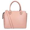 Ružová dámska kabelka bata, ružová, 961-8747 - 19
