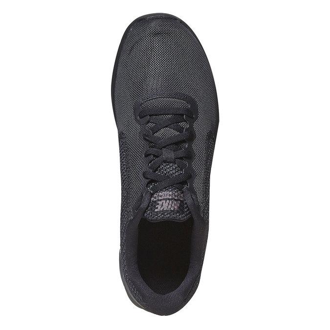Pánske športové tenisky čierne nike, čierna, 809-6149 - 19