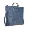 Modrá dámska kabelka bata, modrá, 961-9327 - 13