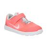 Dievčenské ružové tenisky nike, ružová, 109-5549 - 13