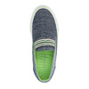 Detské Slip-on topánky north-star-junior, modrá, 219-9612 - 19