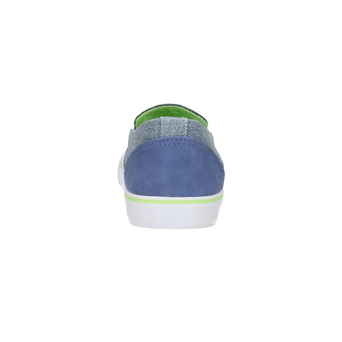 Detské Slip-on topánky north-star-junior, modrá, 419-9612 - 17