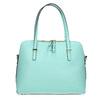 Modrá dámska kabelka bata, modrá, 961-9700 - 26