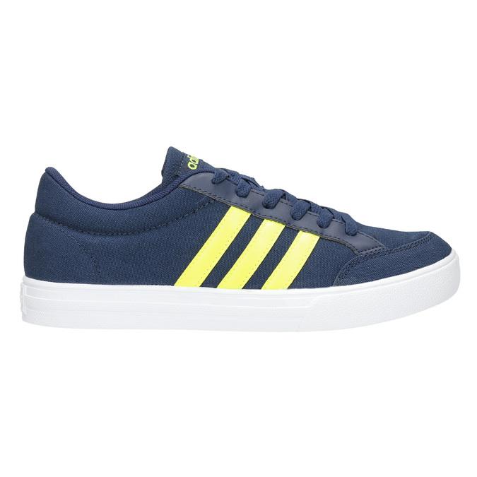 Chlapčenské modré tenisky adidas, modrá, 489-8119 - 15