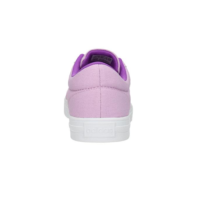 Dievčenské fialové tenisky adidas, fialová, 489-9119 - 17