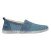 Kožené Slip-on modré weinbrenner, modrá, 513-9263 - 15