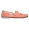Dámske kožené mokasíny bata, ružová, 526-5632 - 15