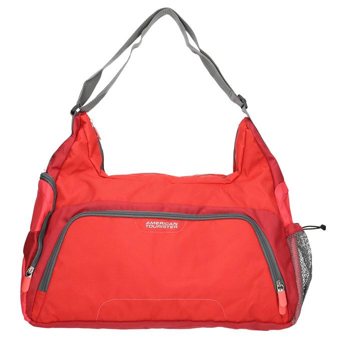 Červená cestovná taška american-tourister, červená, 969-5165 - 19