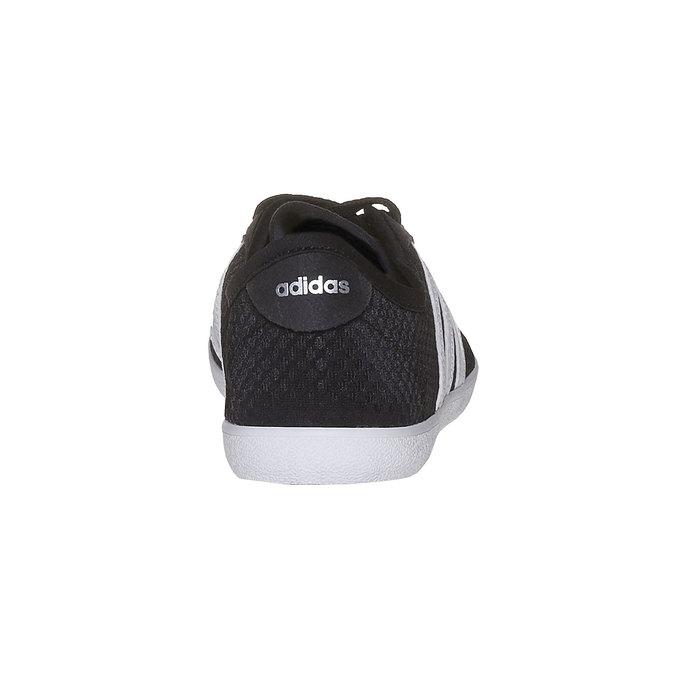 Dámske priedušné tenisky adidas, čierna, 509-6489 - 17