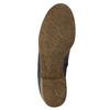 Členkové čižmy z brúsenej kože gabor, modrá, 613-9013 - 19